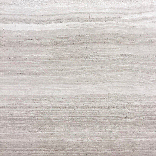 Wooden White Lastra Marmura Lustruita