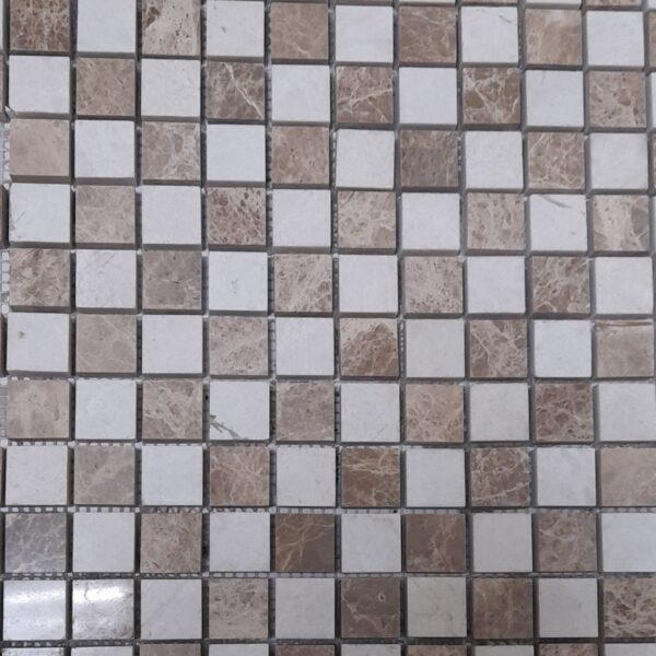 Mozaic Emperador Mix Polisat